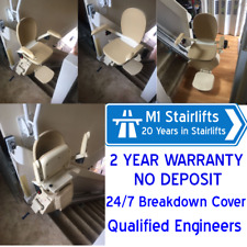 BRAND NEW ACORN SLIMLINE STAIRLIFT, 2 YR WARRANTY, NATIONWIDE, FREE SURVEY £1249