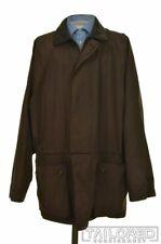 LORO PIANA Horsey Brown TWENTY K Storm System Polyester Mens Jacket Coat - XL
