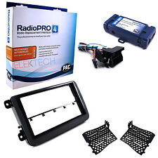 Radio Replacement Interface w/Steering Control & Dash Mount Kit for Volkswagen