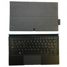 Dell Latitude 7275 XPS 9250 Backlit Keyboard SPANISH QWERTZ K18A with folio