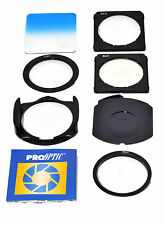 37mm Starter Kit for A series Square filter system