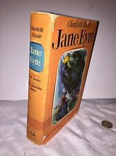 jane eyre charlotte bronte Color Illustrated By Nell Booker HC Dj
