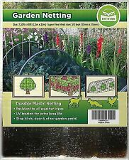 De-Bird 4316332034 Heavy Duty Plants and Fruit Trees Protector Netting