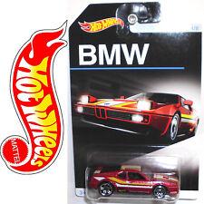 Hot Wheels 2015 BMW M1 German Race Car 100th Anniversary 1/8 long Card MOC (H164
