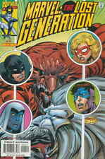 Marvel: The Lost Generation #4 VF/NM; Marvel | save on shipping - details inside
