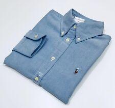Ralph Lauren Oxford Ladies Shirt Blue XL