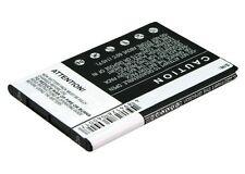 Li-ion Battery for HTC BH11100 BG32100 BA S530 Saga BA S590 S510E Salsa NEW
