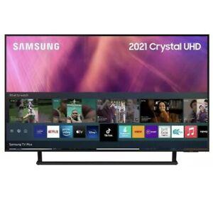 "SAMSUNG UE43AU9000KXXU 43"" INCH (2021) 4K UHD HDR 120HZ CRYSTAL LED SMART TV -EX"