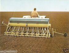 Farm Equipment Brochure - Sulky - SMI - Semoir a grains -  c1990s (F1527)