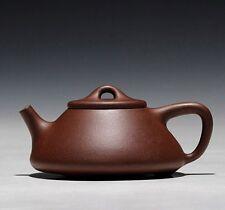 1pc Chinese yixing Pure Clay Shi Piao Hu zisha teapot 180cc old Di Cao Qing Ni