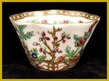 Coalport Indian Tree Sugar Bowl Circa.1900