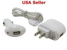 3-IN-1 USB Charger Set for IPOD: New