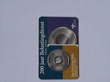 ** Coincard 2006 200 jaar Belastingdienst 5 euro Nederland Niederlande van KNM**