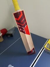 FLX Decathlon 500 SH Kashmir Willow Cricket Bat Good Condition