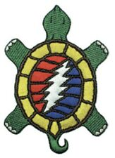 Grateful Dead Terrapin Station Turtle Embroidered Patch G045P Phish Jerry Garcia