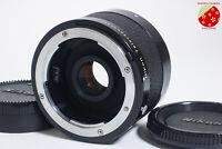 Near Mint Genuine Nikon Teleconverter TC-200 2X for Ai F Mount MF Lens from JPN