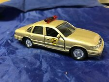 Iowa State Patrol 1:43 Ford Crown Victoria Road Champs Toy Police Car