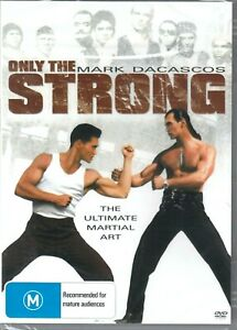 Only the Strong - Mark Dacascos New and Sealed DVD