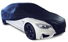 Cosmos Indoor Car Garage Cover EXTRA LARGE Black Supersoft Breathable Dustproof
