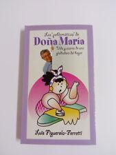 """le POBLEMATICAS «"""" DOÑA MARIA Luis Figuerola-Ferretti 2001"""