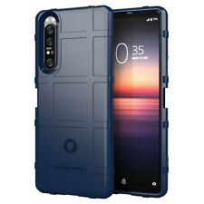 For Sony Xperia 1 10 II 2020 Shockproof Rugged Shield Armor Back Case Full Cover