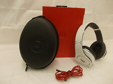 Beats Studio Wired Over-Ear Headphone - White