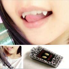 Large Deluxe Vampire Fangs Dracula Halloween Teeth cosplay SCARECROW