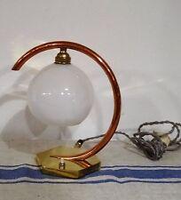 Aus Nachlass Dekorative Lampe Tischlampe schöne Nachttischlampe Art Deco um 1920