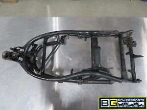EB325 14 BMW F800 GS FRAME ASSEMBLY ACTIVE STATUS