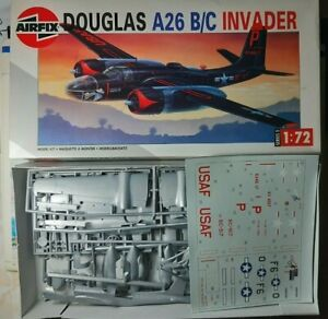 Airfix 1/72 - Douglas A-26 B/C Invader - type 10 box