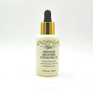 Kiehl's Midnight Recovery Concentrate Replenishing Elixir Special Edition 1.7oz