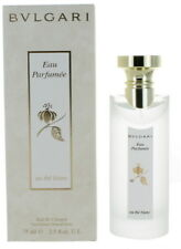 Eau Parfumee Au the Blanc by Bvlgari Unisex EDC Cologne Spray 2.5oz In Box