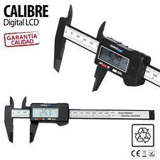 Calibre digital pie de rey precisión pantalla LCD 0.1 150mm - nuevo calibrador