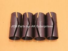 SPRING STEEL DIPPER BUSH, SET OF 4 PCS. (PART NO. 1208/0031)- JCB PARTS NEW