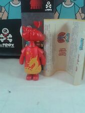 "Organ Donors Chinese Edition One Heart 3.5"" figure Esc Toys 2009 Dragon"