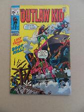 Outlaw Kid 5 . Marvel 1971 . FN