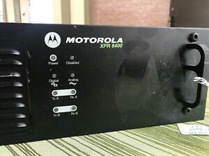 Motorola XPR8400 UHF Digital/ Analog Repeater 45 Watt