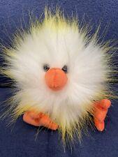 NWT JELLYCAT Yellow & White Crazy Chick Plush...CUTE
