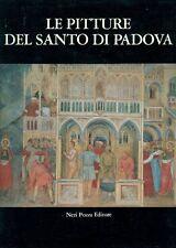 SEMENZATO Camillo (a cura di), Le pitture del Santo di Padova