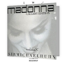 Madonna  madame  X  photo book sir Michael Huhn  artist