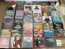 CD Sammlung Club Trance Rave Tecno Electro Chillout Compilations - 41 Stück!
