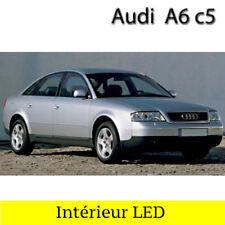 Kit  éclairage intérieur ampoules à  LED smd  blanc Habitacle pour Audi A6 C5