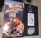 The Muppets Take Manhattan (VHS, 1999)