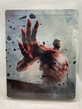 Attack on Titan 2 Limitada Steelbook Case PS4/Xbox 1 (sin Juego) Nuevo
