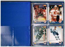 1991 Kellogg's Cornflakes Score Hockey Set in Album