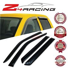 For 96-04 Nissan Pathfinder Vent Shade Guard Window Visors Deflector Smoke 4PC