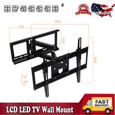 "NEW LCD LED Swivel Til TV Wall Mount Bracket 23 37 40 42 46 48 50"" Max Load 45KG"