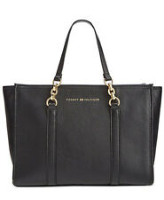 Tommy Hilfiger Emilia Pebble Leather Small Shopper NEW MSRP $148