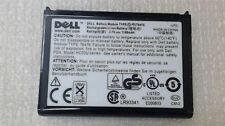 NEW Genuine Dell Battery 1100mAh Li-ion Axim X50 X50v X51 X51V Free shipping 2nd