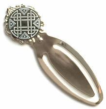 Scozia Disegno Celtico Smalto Con stemma Segnalibro & Sacchetto Regalo (T616)